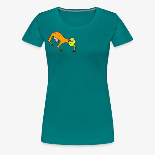 The Man - Premium-T-shirt dam