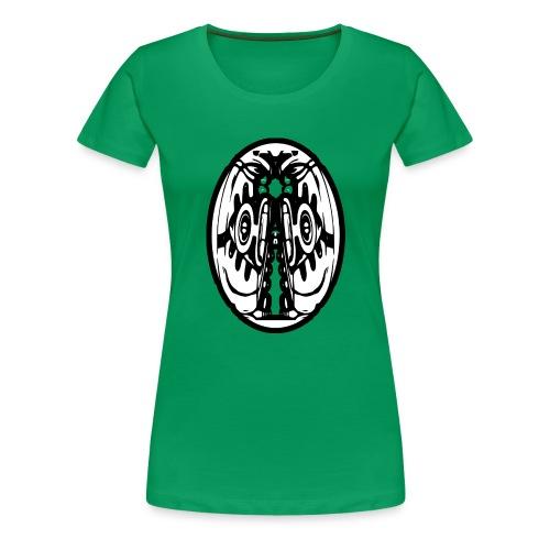outface23 - Frauen Premium T-Shirt