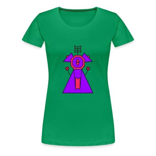 Obey - Premium-T-shirt dam