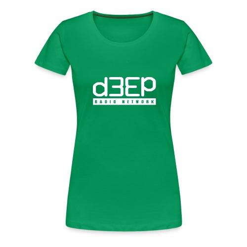 d3ep full white png - Women's Premium T-Shirt