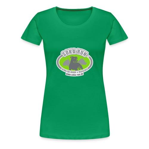 logo ohne text - Frauen Premium T-Shirt
