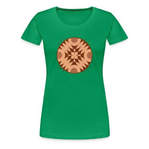 Crop circle ou cercle de culture du 18/07/2011 - T-shirt Premium Femme