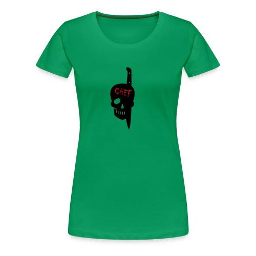 Chef_1 - Women's Premium T-Shirt