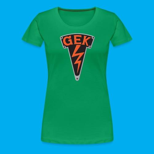 Gek - Women's Premium T-Shirt