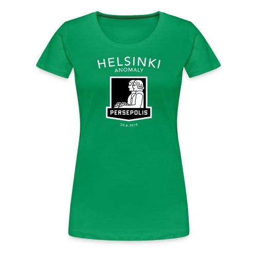 Persepolis Helsinki AI - Women's Premium T-Shirt