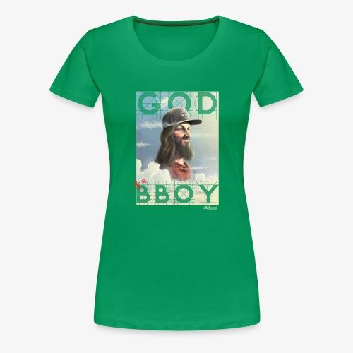 bboy - Camiseta premium mujer