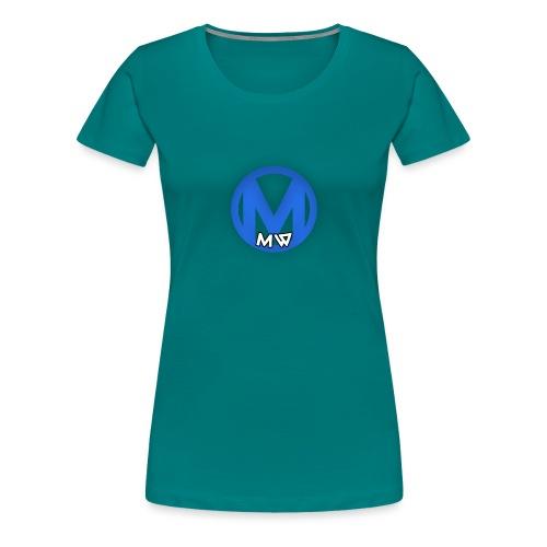 MWVIDEOS KLEDING - Vrouwen Premium T-shirt