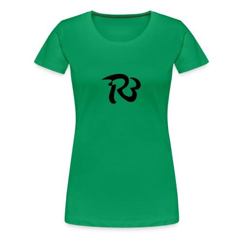 R3 MILITIA LOGO - Women's Premium T-Shirt