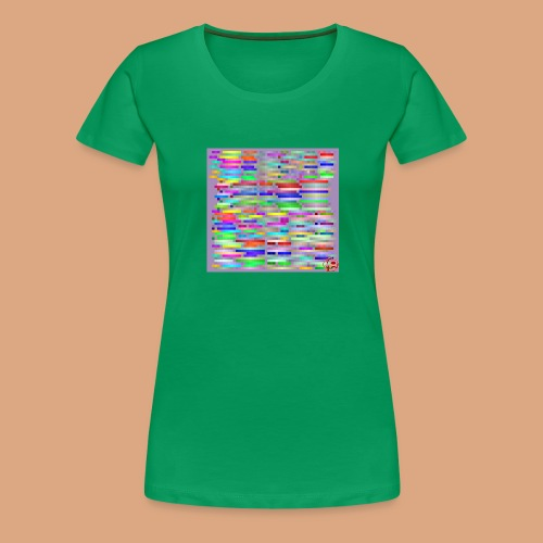 Abitudine - Maglietta Premium da donna