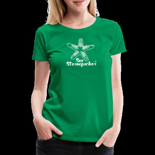 Seesterngucker - Frauen Premium T-Shirt