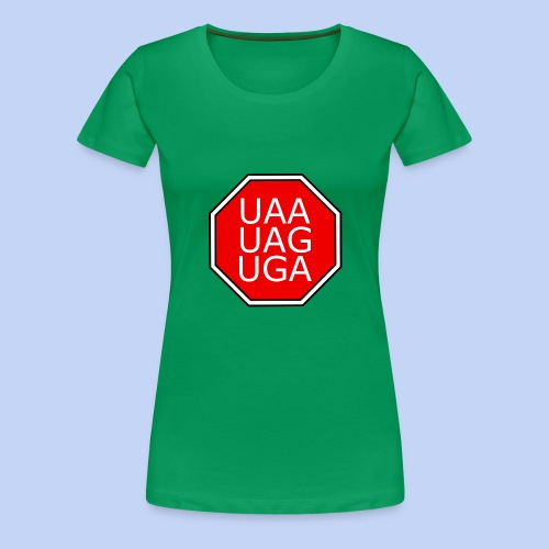Stop Codons - Women's Premium T-Shirt