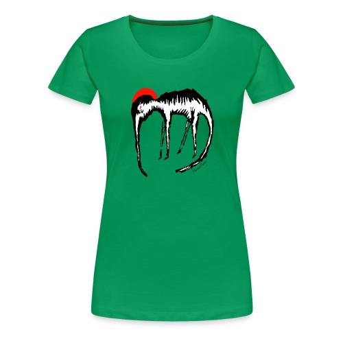 MAMMUT - Maglietta Premium da donna