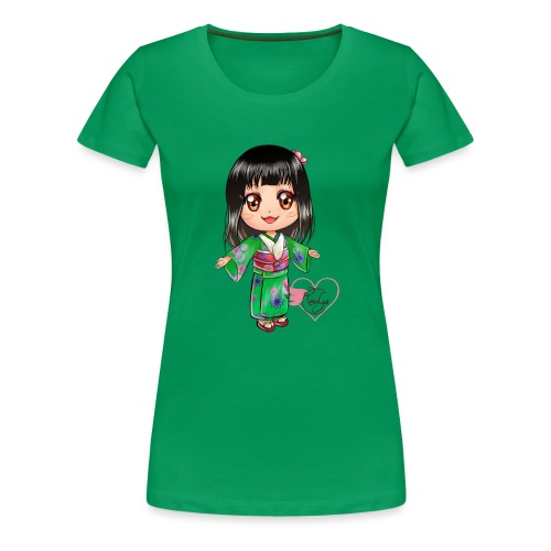 Rosalys crossing - T-shirt Premium Femme