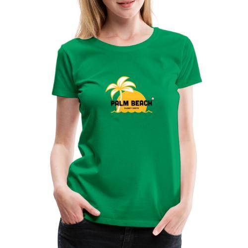 PalmBeach - Women's Premium T-Shirt