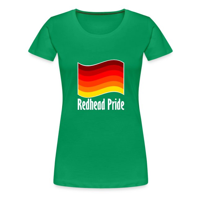 Redhead Pride png