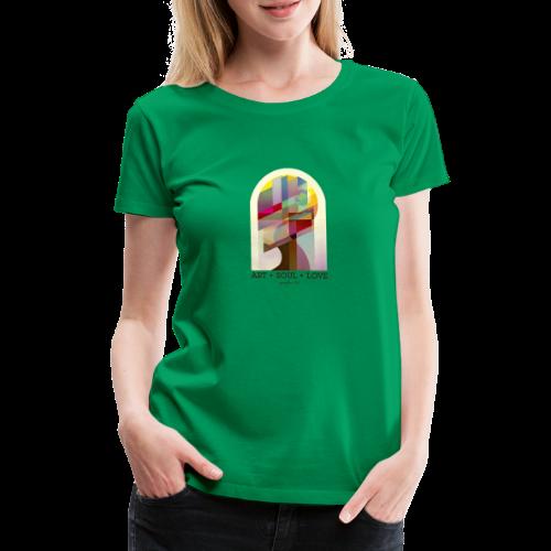 Farbenlehre - Frauen Premium T-Shirt