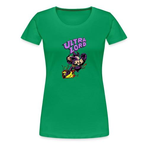 Sheen s Ultra Lord - Naisten premium t-paita