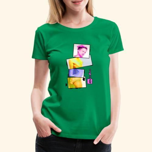 Untitled 3 explose - T-shirt Premium Femme