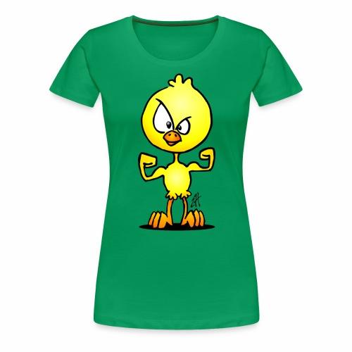 Chick power - Women's Premium T-Shirt