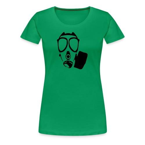 Suojelumies - Naisten premium t-paita