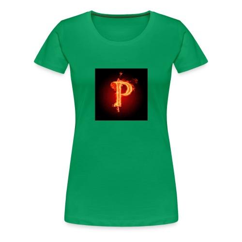 Power player nuovo logo - Maglietta Premium da donna