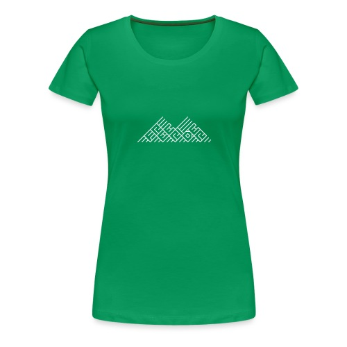 Freerider - Frauen Premium T-Shirt