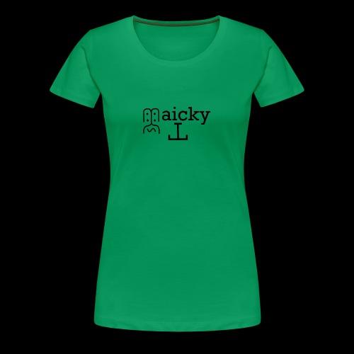 maicky Tv - Frauen Premium T-Shirt