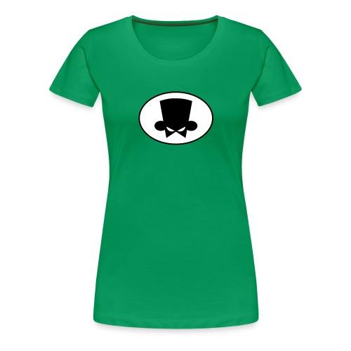 logo Fanboy - Camiseta premium mujer