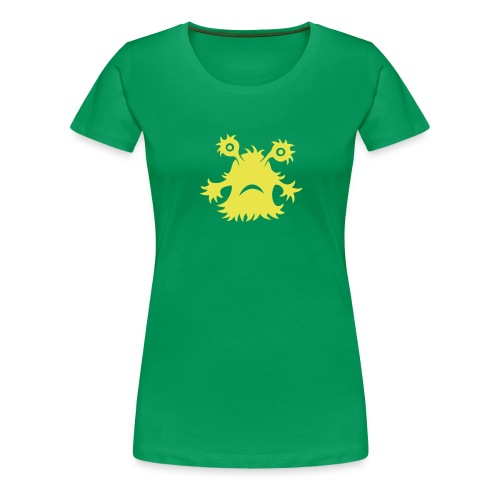 monster_uni - Frauen Premium T-Shirt