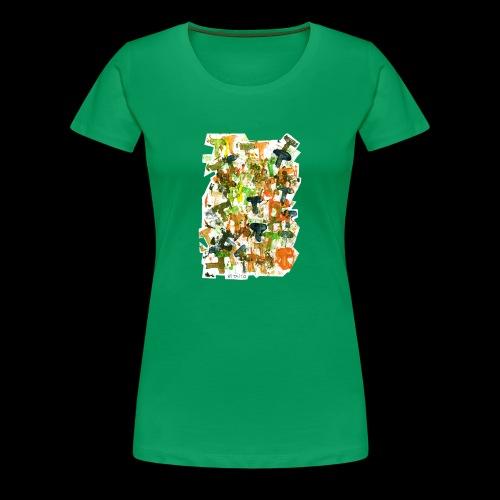 Autumn T BY TAiTO - Naisten premium t-paita