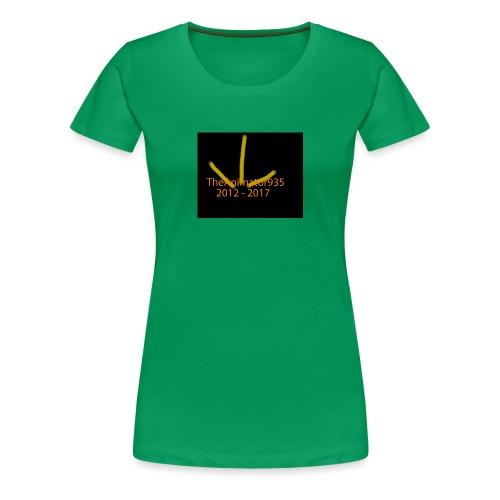 TheAnimator935 Logo - Women's Premium T-Shirt
