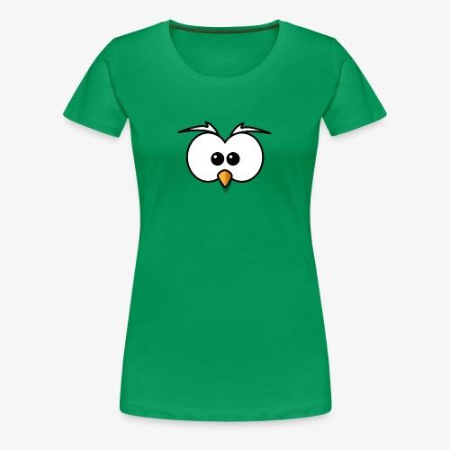 owl - Maglietta Premium da donna