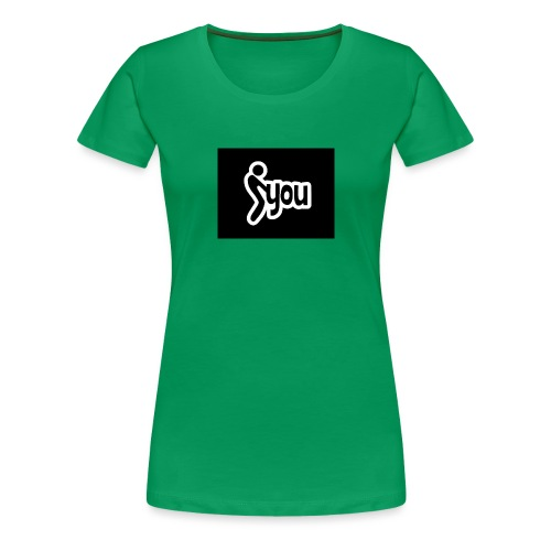 fuck you 69700 - T-shirt Premium Femme