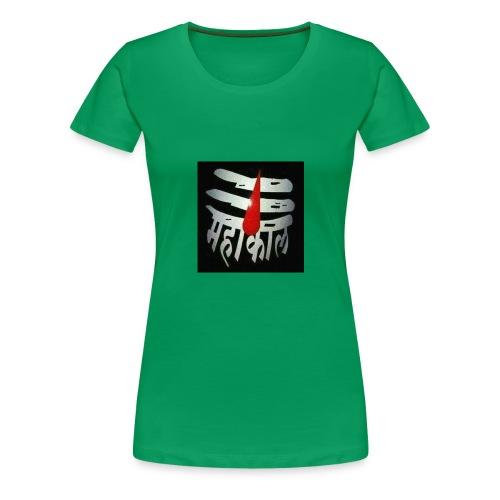 Mahakaaal - Women's Premium T-Shirt