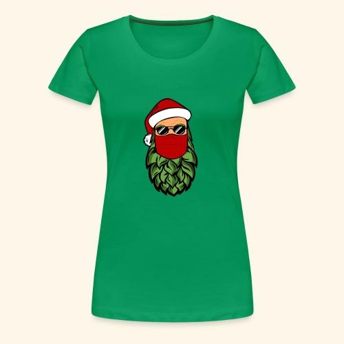 Père Noël - T-shirt Premium Femme