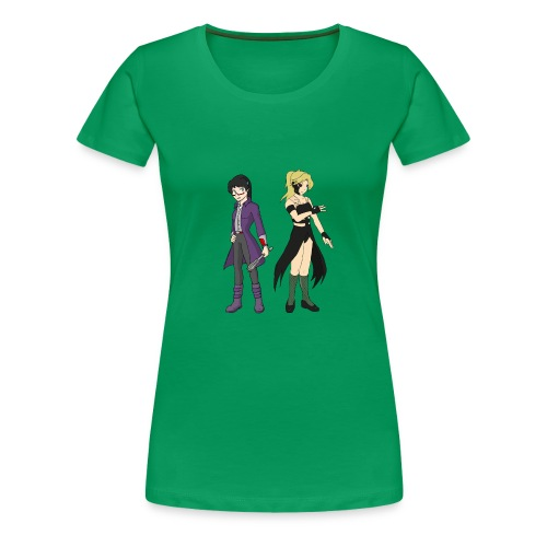 Paige & Wither - Women's Premium T-Shirt