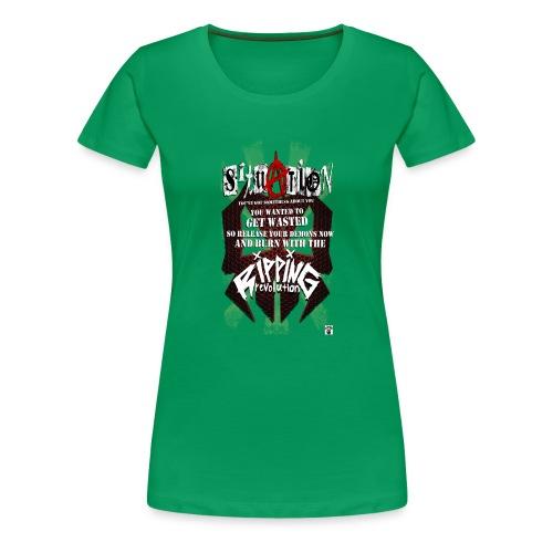 SITUATION - Women's Premium T-Shirt