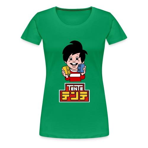 TENTE Japonés (Nomura) - Camiseta premium mujer