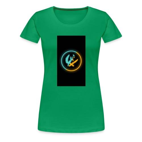 csgo - Premium-T-shirt dam