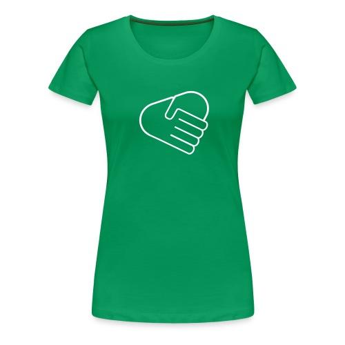 goals connect jacke mädeös - Frauen Premium T-Shirt