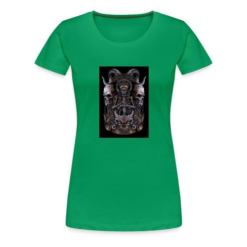 OMG 52CDX - Frauen Premium T-Shirt