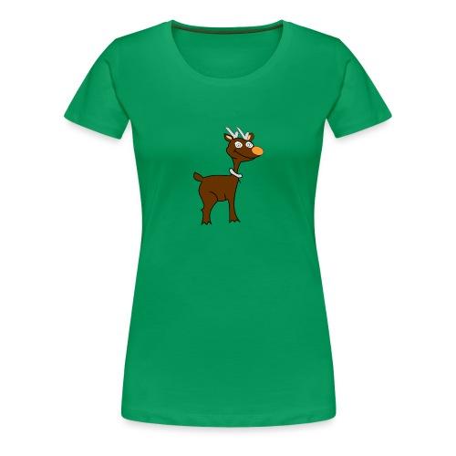 venado - Camiseta premium mujer