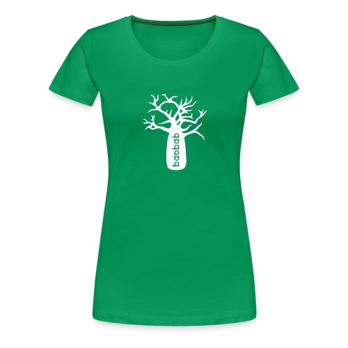baobab T-Shirt [Women] - Frauen Premium T-Shirt