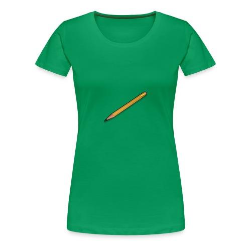 GUMMIPENNA - Premium-T-shirt dam