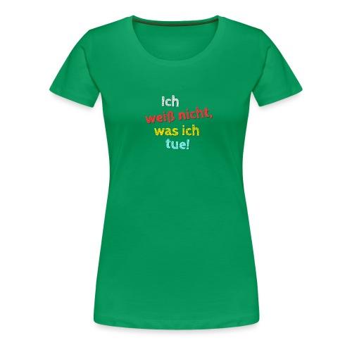 CORA - Frauen Premium T-Shirt