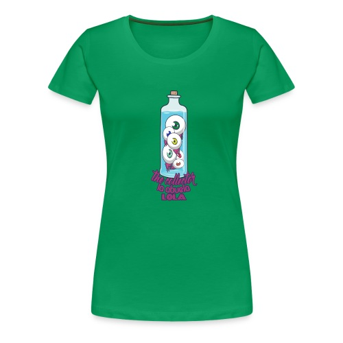 THE_COLLECTOR - Camiseta premium mujer