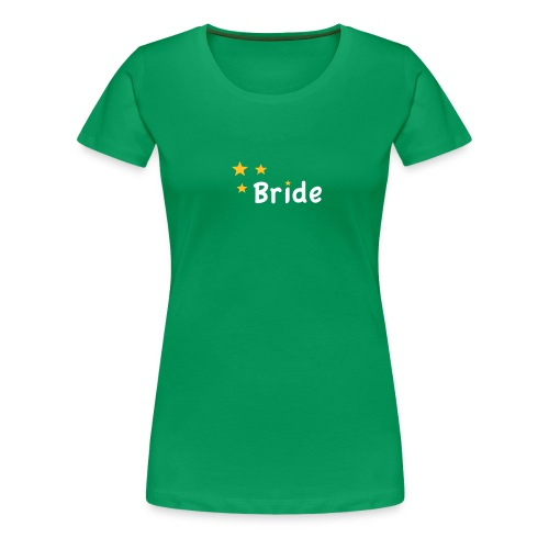 Star Bride - Women's Premium T-Shirt