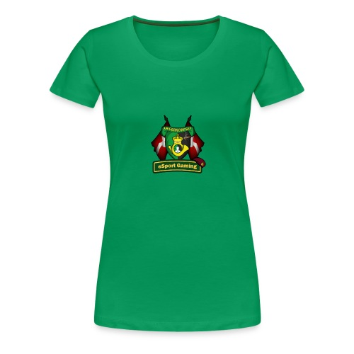 JGK eSport - Dame premium T-shirt