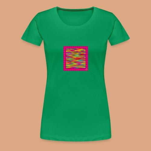 8 Labirinto - Maglietta Premium da donna
