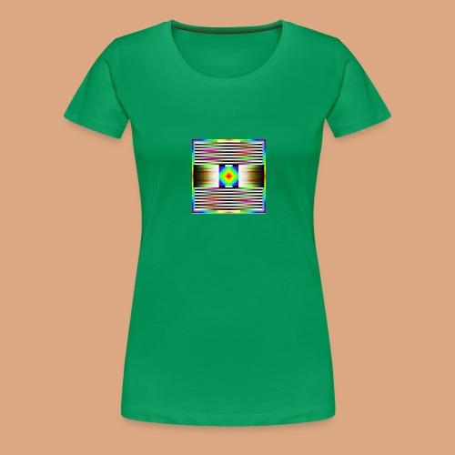 Ebony - Maglietta Premium da donna